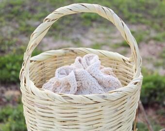 BASKET With crochet bag, Jane Birkin Basket, Handmade basket, Birkin basket, Panier, Strohbeutel, cesta, kurv, Korb, Market Bag, корзина