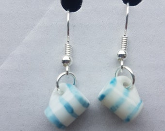 Cornish Mug Earrings