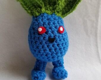Crochet Oddish
