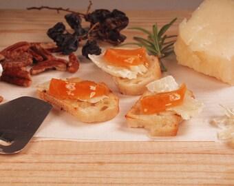 Satsuma Mandarin with Passion Fruit and Orange Blossom Water