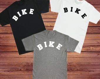 Bike Shirt, Biking Tshirt, Biking Shirt, Biking, Biking Gear, Biker Shirt, Mountain Biking, Cyclist Shirt, Bicycle Shirt, I Love To Bike