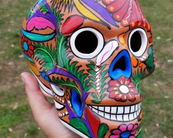 Large Sugar Skull from Mexico Disney World