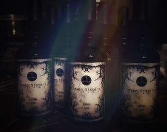 LILITH OIL by Seven Sisters