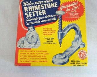 Walco Precision Rhinestone Setter