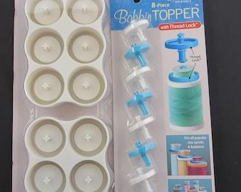 Bobbin Topper And 12 Spool  - Spool & Bobbin Buddy - Taylor Seville -