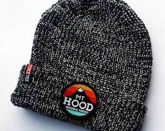 Mount Hood Knit Cap