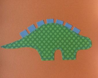 Dinosaur nursery prints wall art kids baby