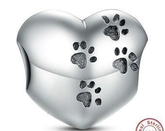 Pet Paw Charm