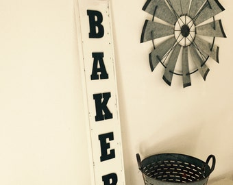 Extra Large Bakery Sign