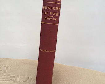 The Descent of Man by Charles Darwin, preface to second edition
