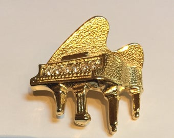 Gerry's Gold Tone Piano Pin