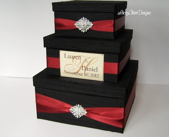 Card Gift Box Wedding