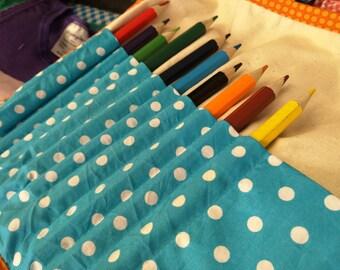 Kids pencil wrap