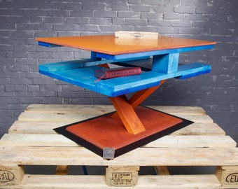 """Table """"One way Pallet Evo"""" - disposable pallet"""