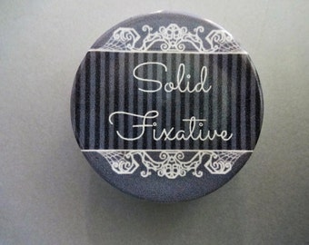 Solid Scent Fixative One Ounce  Scent Fixative, Perfume Base, Cologne Base, Scent Wear Extender, Scent Base, Natural Fixative, Solid Perfume
