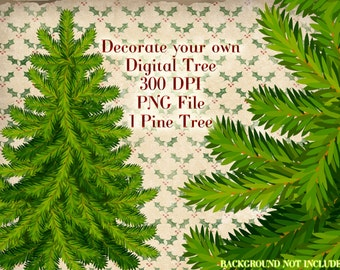 Christmas Tree, Clipart Pine Tree, Christmas Clipart, Christmas Tree Clipart