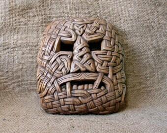 "Mask ""The Wicker Man"""