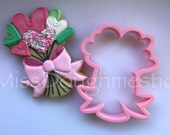 Miss Doughmestic's Heart Bouquet