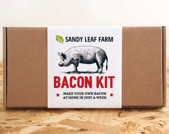 Bacon Kit - Cure Your Own Bacon At Home!