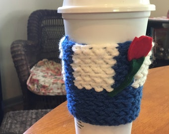 Tale As Old As Tea - Cup Cozy