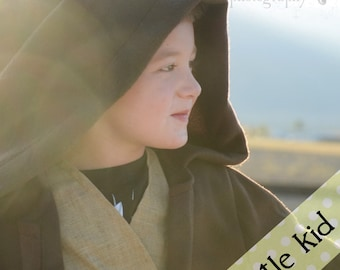 RTS Star Wars inspired Jedi Robe/Cloak Costume - little kid