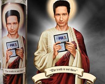 Saints of Sci-Fi : Saint Fox Mulder