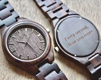 Wooden Band Watches
