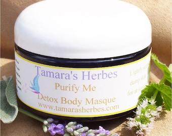 Purify Me Detox Masque All Natural