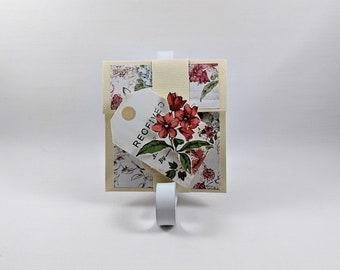 Mothers Day gift card holder, gift card holder, Mothers Day envelope, small gift card holder, small gift card envelope, gift card envelope
