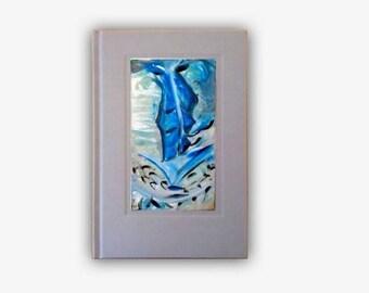 "Waterfall Dreams"" Notebook"