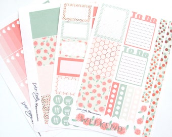 Peach Blossom Deluxe Weekly Kit