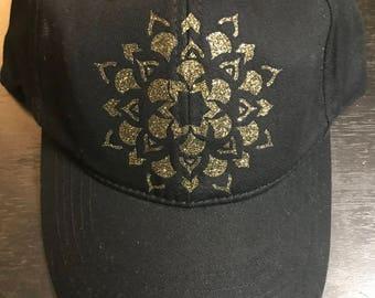 Mandala Woman's Hat
