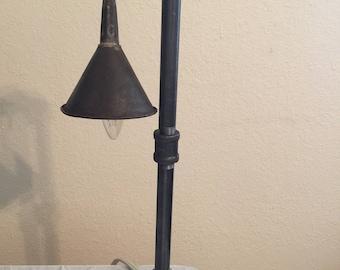Handmade Steampunk Nightlight