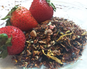 Strawberry Shortcake Tea