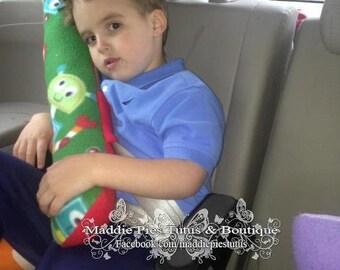Seat belt pillow/ Pillow buddy