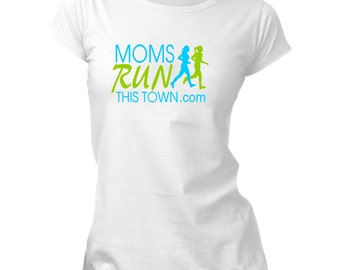 MRTT Moms Run This Town Logo 2 Color