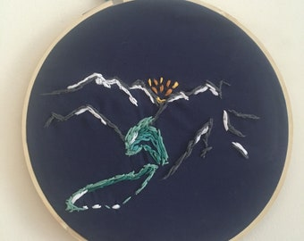 Rocky Mountain Embroidery