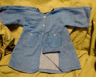 Vintage Handmade Doll Coat