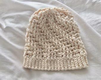 Crochet Hat, Crochet Beanie, Winter Hat, Women's Hat, Women's Beanie, Chunky Hat, Chunky Beanie, Handmade Hat