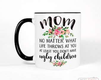 Mothers Day Gift from Daughter, Mom Mug Gift, for Mom Gift, Mother Gift from Son, Mother's Day Gift Ideas