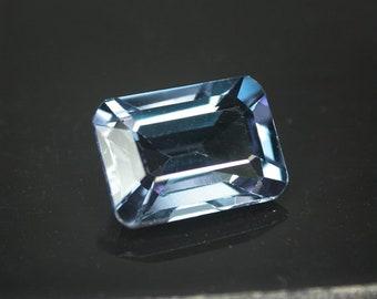 2.23 ctw. alexandrite color change loose gemstone.