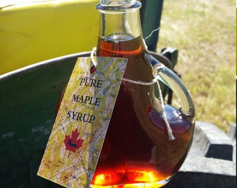 Pure Maine Maple Syrup - 250 ml