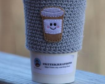 Manchon à café, coupe confortable, coupe manche, confortable café, café cadeau, cadeau de maman, meilleur cadeau d'un ami, cadeau collègue, enseignant-cadeaux, cadeau pour elle