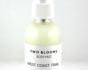 Forest Room Spray - Explore West Coast Trail Aroma Mist Sprays 2 oz - Air Freshener - Room Spray Handcrafted Victoria, BC Canada