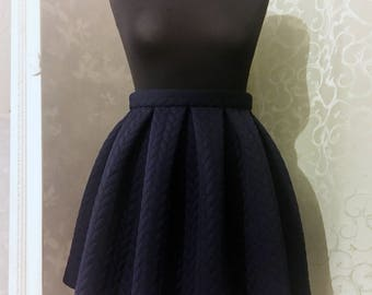 New handmade pleated skirt