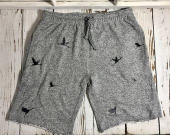 Men's Shorts | DOVE FLEECE SHORTS , Draw String Shorts  , Beach Shorts , Relaxed Mens Shorts , Joggers , Jogger Shorts , Sweat Shorts