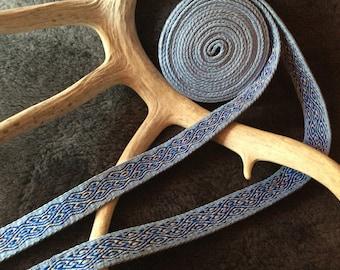 Blue Rams horn variation