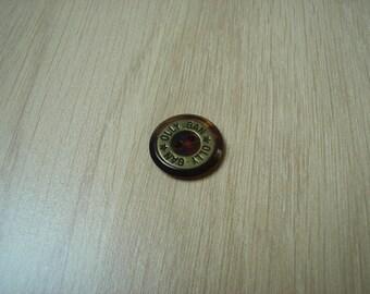 button round rust olly gan