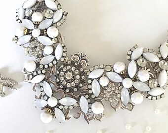 Statement Necklace, Chunky Necklace, Statement, Fashion necklace