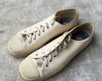 Vintage rubber sneaker 1970's Made in Usa